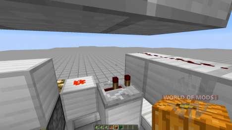 Multipurpose Sugar Cane Farm for Minecraft