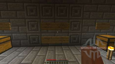 SEWER SURVIVAL for Minecraft