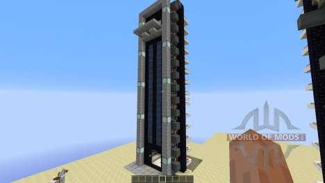 Super Secret Elevator for Minecraft