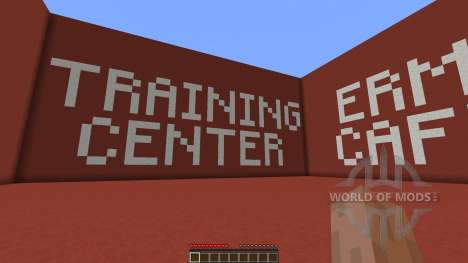 Training Center for Minecraft