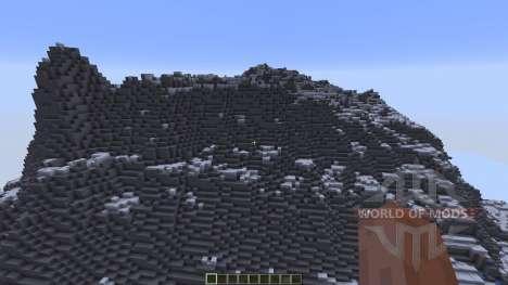 Mount Everest for Minecraft