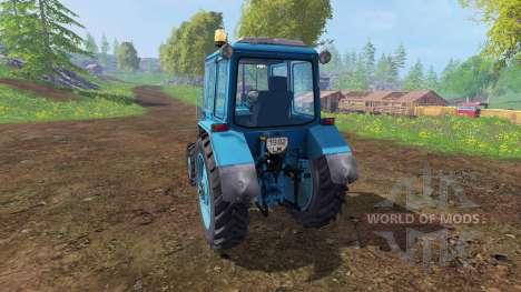 MTZ-82 [edit] for Farming Simulator 2015