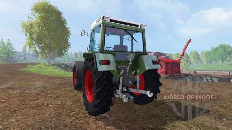 Fendt Farmer 310 LSA v2.4 for Farming Simulator 2015