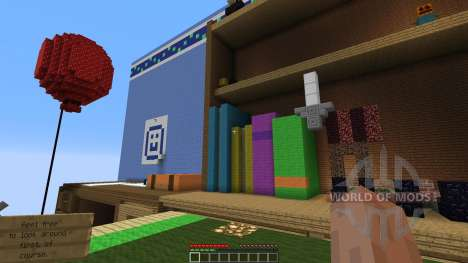 The ToyBox for Minecraft