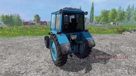 MTZ-82 for Farming Simulator 2015