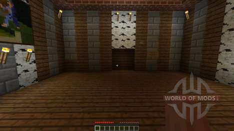 A Villager in the Library [1.8][1.8.8] for Minecraft