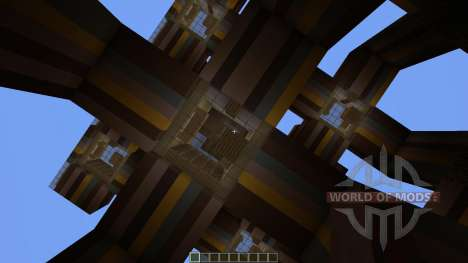 Interstellar The Tesseract for Minecraft