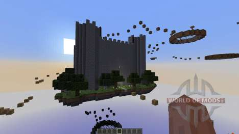 Themed Level Parkour [1.8][1.8.8] for Minecraft
