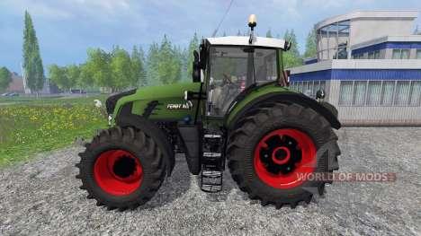 Fendt 924 Vario for Farming Simulator 2015