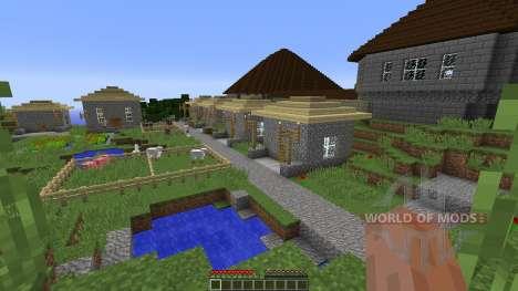 The Curse of Estoria for Minecraft