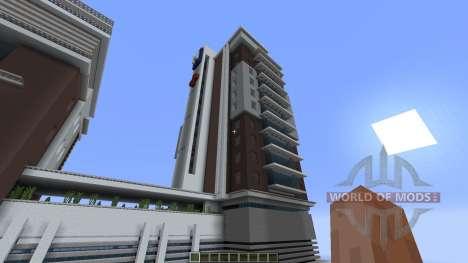 Modern Hospital [1.8][1.8.8] for Minecraft