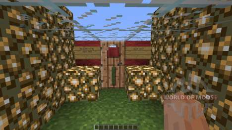 Maze Map [1.8][1.8.8] for Minecraft