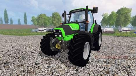 Deutz-Fahr Agrotron 6160 v0.9 for Farming Simulator 2015