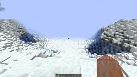 Frozen Island [1.8][1.8.8] for Minecraft