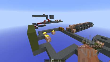 Minecraft Map a telecharger V2 Ave for Minecraft