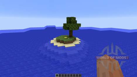 Ultimate Creative World island for Minecraft