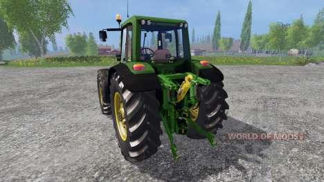 John Deere 6820 for Farming Simulator 2015