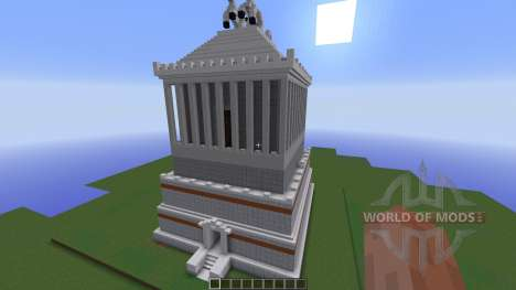 Wonders of the World Mausoleum for Minecraft