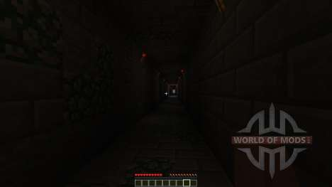 The Haunted Hallway for Minecraft