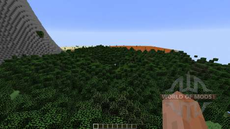 Very Nice Minecraft Landscape for Minecraft
