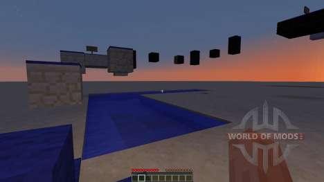 Desert Parkour for Minecraft