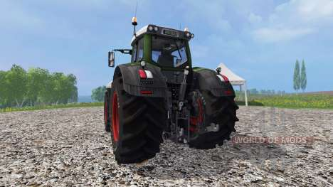 Fendt 936 Vario SCR v3.1 for Farming Simulator 2015