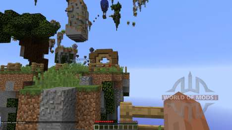 Maceia Parkour for Minecraft