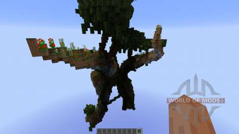 Natures Escape for Minecraft