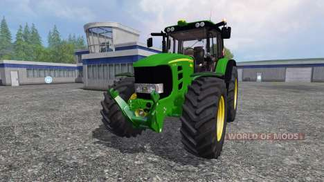 John Deere 7530 Premium for Farming Simulator 2015