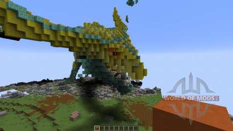 Ferelden Frostback for Minecraft