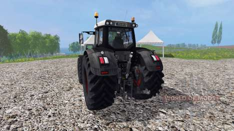 Fendt 933 Vario v3.0 for Farming Simulator 2015