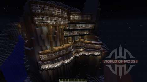 Grand Mountain 6 Hotel for Minecraft