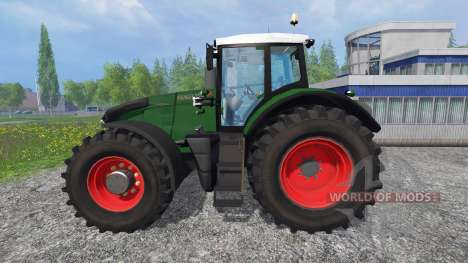 Fendt 1050 Vario v2.0 for Farming Simulator 2015