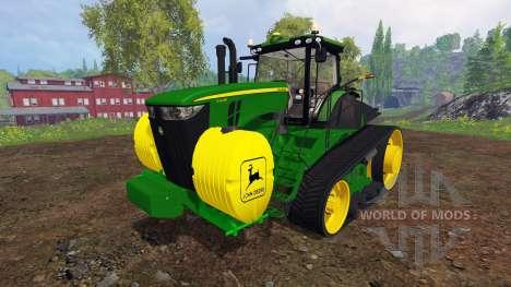 John Deere 9560RT v2.0 for Farming Simulator 2015