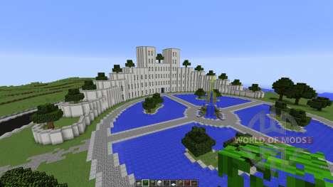 Beach Hotel for Minecraft