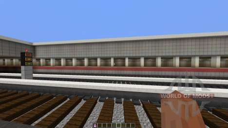 Prospect Avenue Subway for Minecraft
