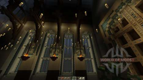 Great Hall of Hogwarts [1.8][1.8.8] for Minecraft