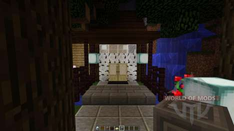 Dream Muse Cottage [1.8][1.8.8] for Minecraft