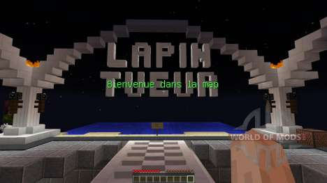 Lapin tueur for Minecraft