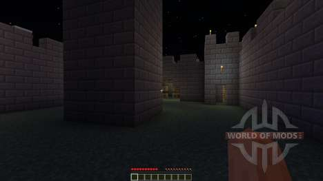 Capture the flag for Minecraft