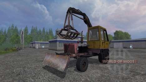 The LEA-1A a Carpathian for Farming Simulator 2015