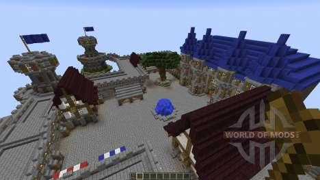 Cliffs WM WP Terrain for Minecraft