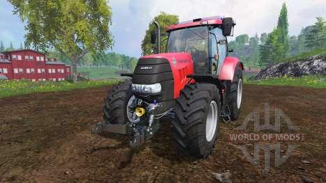 Case IH Puma CVX 160 v0.99 for Farming Simulator 2015