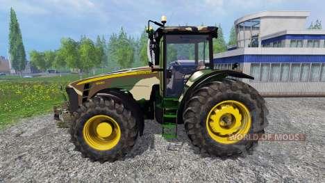 John Deere 8530 Camouflage for Farming Simulator 2015