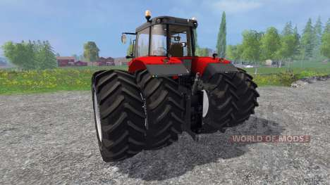 Massey Ferguson 7622 v2.0 for Farming Simulator 2015