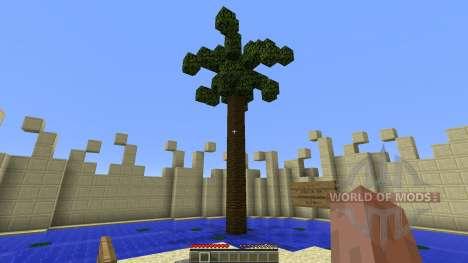 IslandWars 1v1 for Minecraft