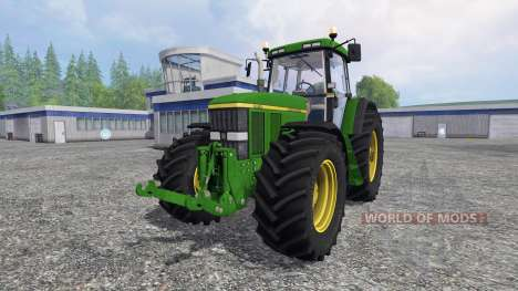 John Deere 7810 v3.0 for Farming Simulator 2015