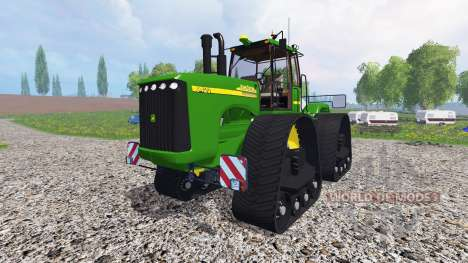John Deere 9420T for Farming Simulator 2015
