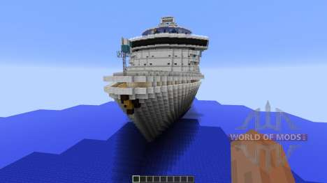 Caribbean Princess for Minecraft