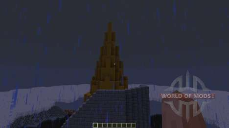 Ganons Castle or Devilstower for Minecraft